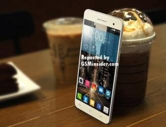 Alcatel One Touch Idol X+: wyciekły zdjęcia i specyfikacja