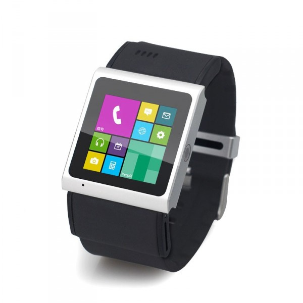 Goophone Smart Watch - czarny
