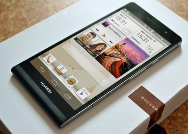 Huawei Ascend P6 - Box