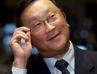 John Chen, czyli nowy prezes BlackBerry – pozbywa się dawnego szefostwa