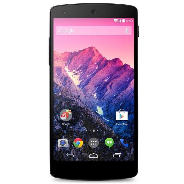 LG Nexus 5 - front