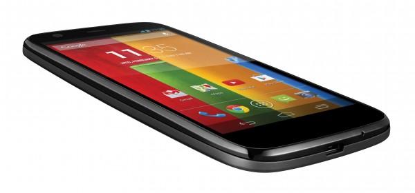 Motorola Moto G - rzut