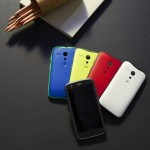 Motorola Moto G - pokrywy na tył
