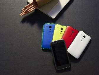 Motorola aktualizuje Moto G, Moto E i Moto X do Android 4.4.3 KitKat