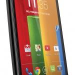 Motorola Moto G - ekran