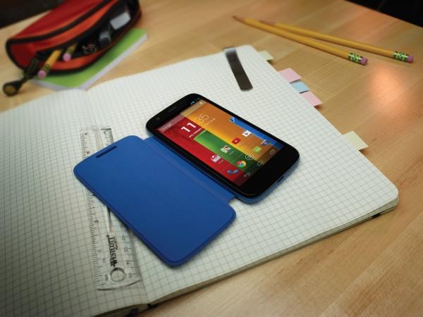 Motorola Moto G - flip cover