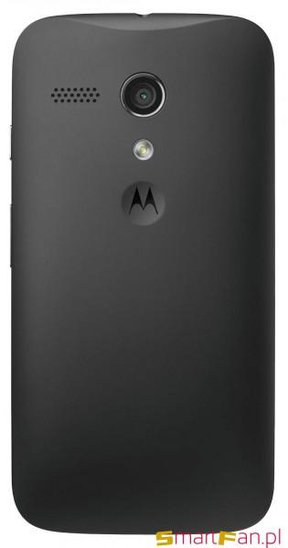 Motorola Moto G - tył