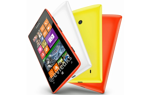Nokia Lumia 525 - kolory