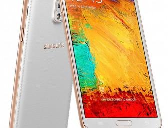 Rekordowa sprzedaż Galaxy Note 3