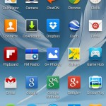 Samsung Galaxy Note II - Android 4.3 Jelly Bean 2