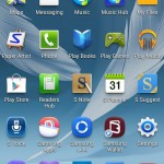 Samsung Galaxy Note II - Android 4.3 Jelly Bean 3