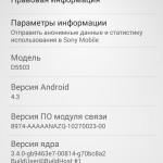 Sony Xperia Z1s - 10