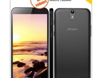 """Zopo ZP998 – pierwszy smartfon z """"prawdziwie 8-rdzeniowym chipem"""" oficjalnie zadebiutował"""