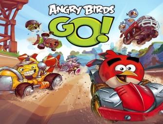 Angry Birds Go! dostępne już do pobrania