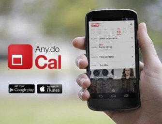Any.DO Cal zawitał wreszcie do Google Play