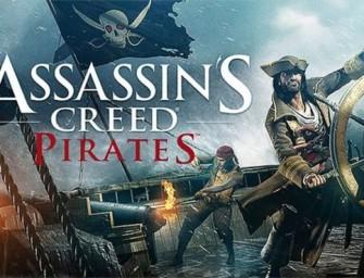 Assassin's Creed Pirates na długie, zimowe wieczory