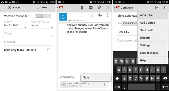 Gmail 4.7