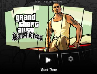 Grand Theft Auto: San Andreas trafia na iTunes