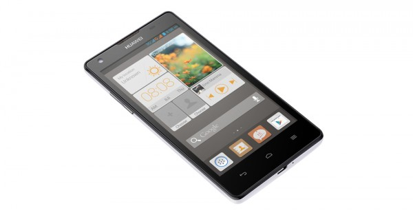 Huawei Ascend G700 - front