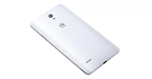 Huawei Ascend G700 - tył