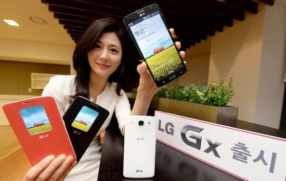 LG GX - Koreanka