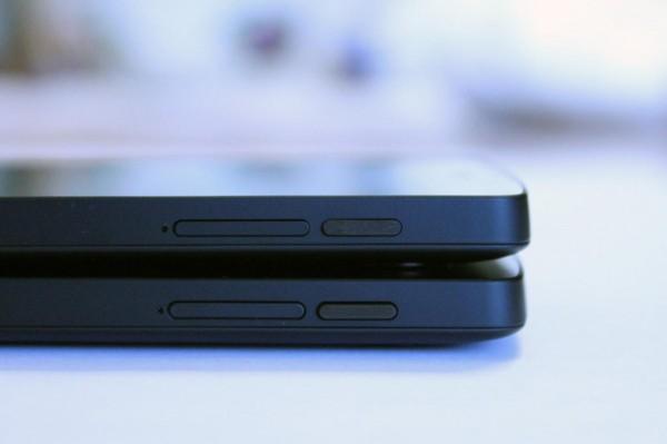 LG Nexus 5 - nowe przyciski power