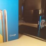 LG Nexus 5 - zdjęcie bez obiektywu