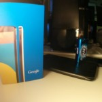 LG Nexus 5 - zdjecie z obiektywem szerokokatnym