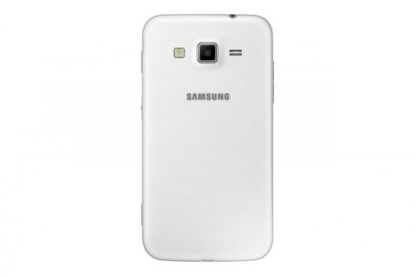 Samsung Galaxy Core Advance - biały - tył