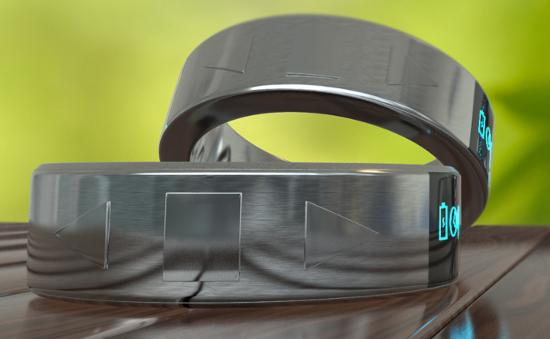 Smart Ring - przyciski