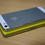 Sony Xperia Z1f oraz iPhone 5s - 2