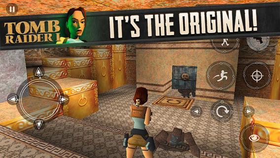 Tomb Raider - iOS