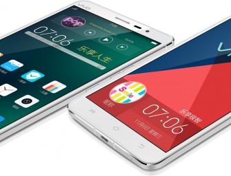 Vivo Xplay3S oficjalnie – pierwszy na świecie smartfon z ekranem 2560×1440