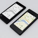 YotaPhone - przod i tyl, czarny 2
