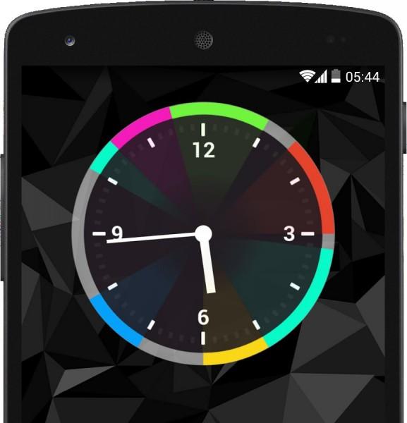 12Hours na Nexus 5