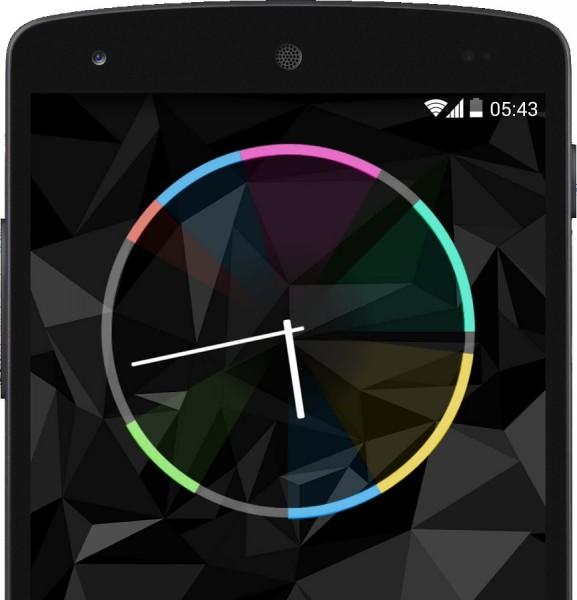 12Hours na Nexus 5 bez godzin