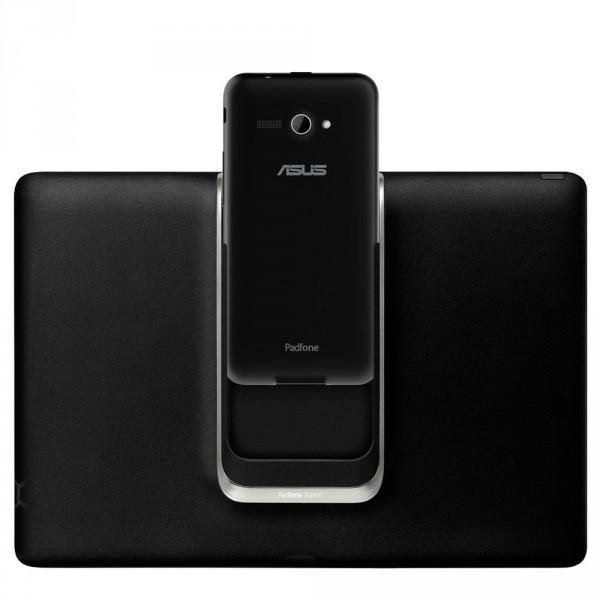 ASUS PadFone E - czarny, stacja dokująca