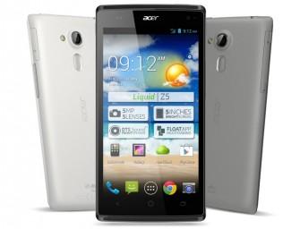 Acer Liquid Z5 – 5″ smartfon w przystępnej cenie