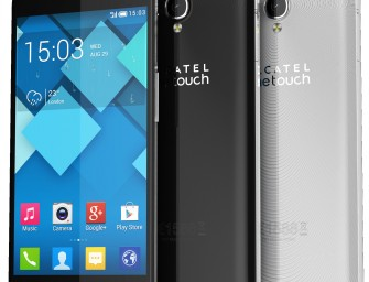 Alcatel prezentuje 7.9 mm, 8-rdzeniowy smartfon OneTouch Idol X+