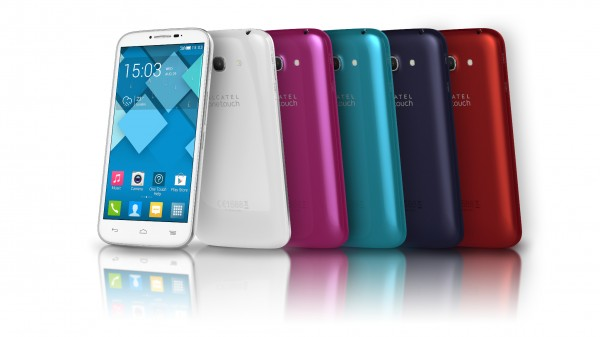 Alcatel OneTouch POP C9 - kolory