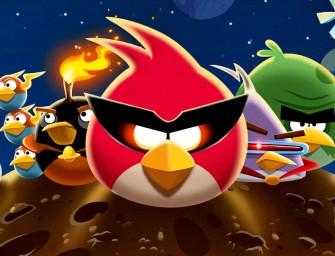 Angry Birds furtką dla NSA