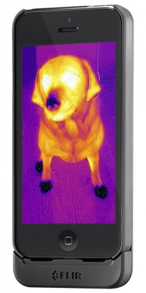 Apple iPhone - FLIR One