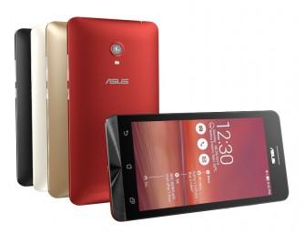 Asus Zenfone 4, Zenfone 5 oraz Zenfone 6 – nowe smartfony z procesorami Intel Atom