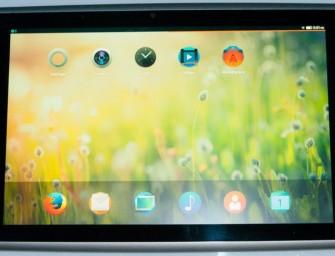 Tablet z Firefox OS: wyciekło zdjęcie i specyfikacja