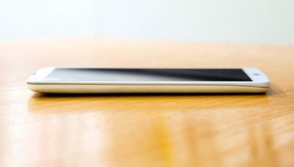 LG G Pro 2 - bok