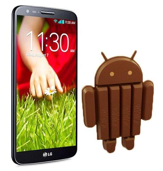 LG G2 - KitKat