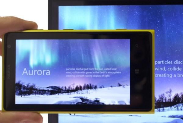 Nokia Lumia Black - Nokia Beamer