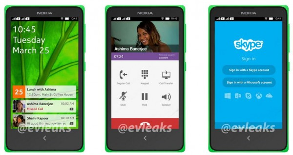Nokia Normandy - Android KitKat
