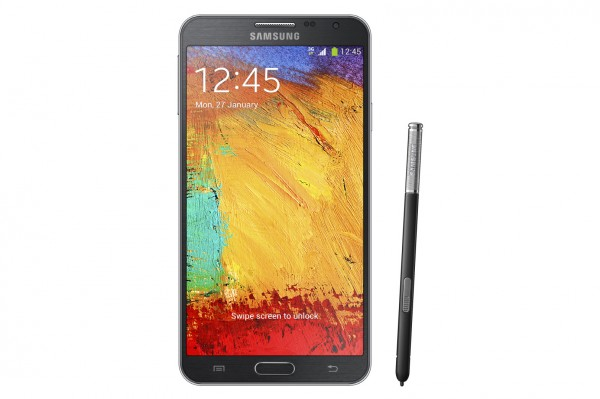 Samsung GALAXY Note 3 Neo - front