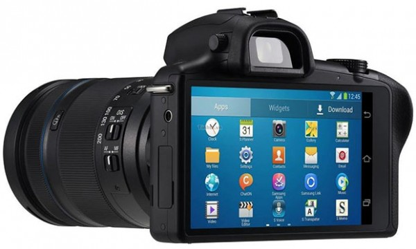 Samsung Galaxy NX Mini